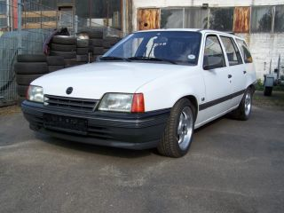 Opel Kadett E Kombi der Lust Laster mit Tuning