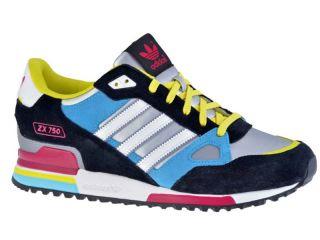 Scarpe Adidas Originals ZX 750 running vintage uomo dd
