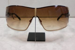 Original Mont Blanc Sonnenbrille MB 82S Farbe 772 gold