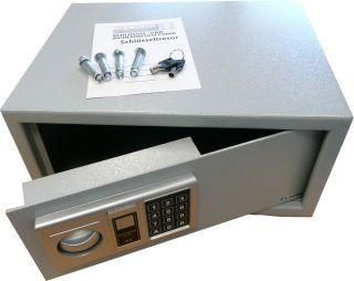 Elektronischer Hotel Safe Tresor Möbeltresor Geldschrank Tastatur NEU