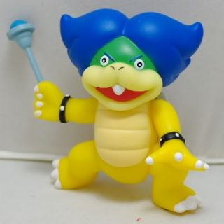 Product Name  New Nintendo Super Mario Koopalings Figure
