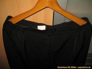 Damen Rock   Anzug Gr. 46 schwarz TOP ** XXL Bilder **