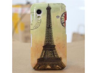 Paris Eiffel Tower Hard Cover Case for SAMSUNG Galaxy Ace S5830