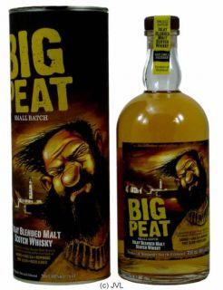 BIG PEAT mit Ardbeg Bowmore Caol Ila Port Ellen 0,7L46%