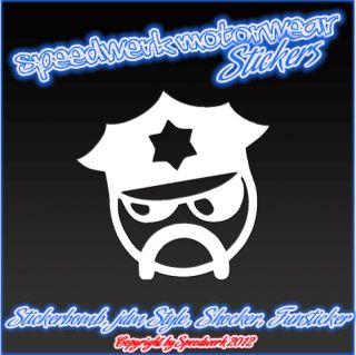 Wildschwein Strichliste Abschuss   JDM Style Sticker , Fun Aufkleber