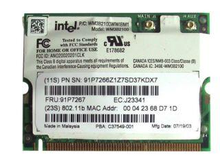 Intel WM3B2100 802.11B MINI PCI WLAN Karte