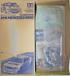 Tamiya 50540 1/10 AMG Mercedes Benz C Class DTM D2 Body