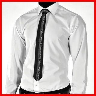 Binder de Luxe Herren Oberhemd Hemd Shirt zum Anzug ohne Krawatte