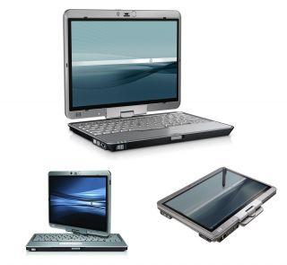 HP EliteBook 2730p Core 2 Duo 2x1,86Ghz 2000MB 12,1Zoll XP WEB CAM