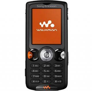 Sony Ericsson Walkman W810i   Satin Black Ohne Simlock Handy
