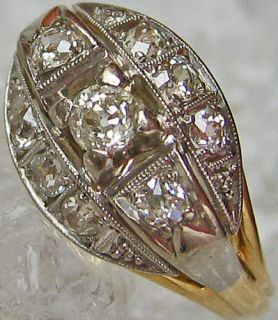 Diamantringe Goldringe 14kt 585 Gold Ring Schmuck Diamant Artdecoring