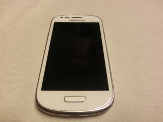 Samsung Galaxy S III S3 mini GT I8190 8GB, OVP, HSPA, ohne Simlock