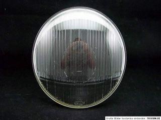 PORSCHE 356 / Brezel Ovali KÄFER * symmetr HELLA SCHEINWERFERGLAS