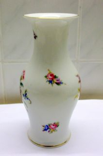 Rosenthal Selb Bavaria 1 Vase Blumendekor 281 .2   1. Wahl