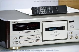 SONY TC K808ES High End Cassette Tape Deck ES Serie BA+FB+OVP+1j