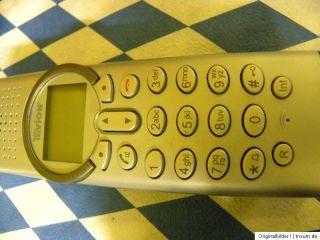 TEVION schnurloses Festnetztelefon Telefon Schnurlostelefon 2