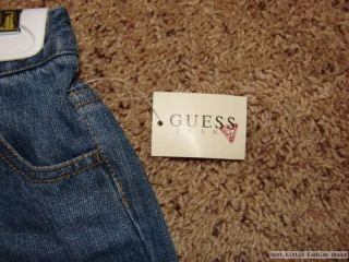 Original Guess Baby Set Langarm Shirt Jeans 92   NEU