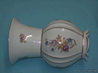 schöne Vasen Prunkvase Porzellan Hertel Jacob Rehau Bavaria US Zone