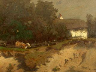 Fanny Assenbaum (1848 1901), Nachlass, Ölskizze, München, London (5