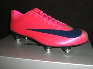 NIKE MERCURIAL VAPOR SUPERFLY II SG US 10.5 UK 9.5 EU 44.5 SL R9 III