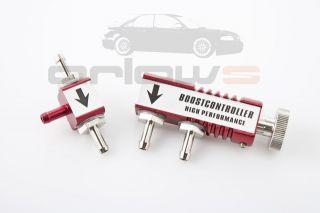 Dampfrad Boost Controller Seat Ibiza Leon Cupra R Skoda Oktavia RS
