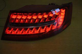 Original AUDI A6 4F Facelift LED Rückleuchte R