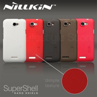 GENUINE NILLKIN MATTE TEXTURED SUPER SHELL HARD CASE COVER SHIELD FOR