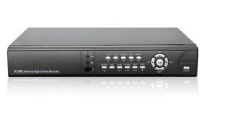 BSV838N, 8 Kanal Triplex DVR, H264, D1 Auflösung