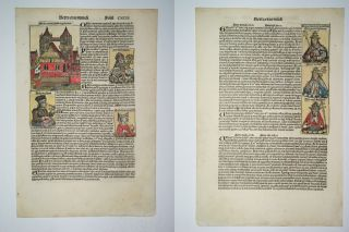 Seite CXCIII Muhammad ibn Zakariya al Razi SCHEDEL 1493