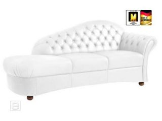 NEU* Recamiere Chaiselongue Sofa Ottomane Chesterfield  Textil