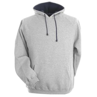 Hoodie Mens Womens Premium Quality Heavyweight 380 gms 11 Colours Two