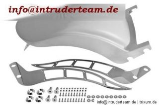 Fender Heckumbau rear fender SPOOKY GFK bis 210mm Yamaha XVS650