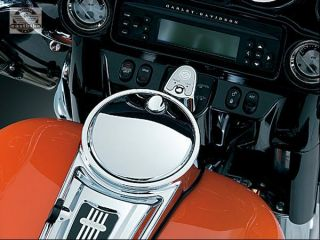 Drucktaster Tankkappe Tankdeckel Harley E Glide Touring Electra Glide