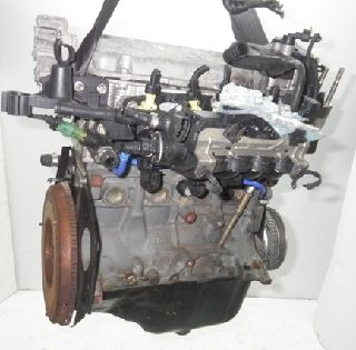 FIAT Punto 188 1.2 8V Motor Engine 188A4000 188A4.000 44Kw 60PS