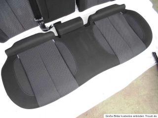 Seat Leon Sitzgarnitur Sportsitz Fahrersitz Beifahrersitz Airbag