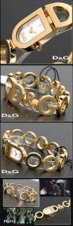 Dolce & Gabbana DAY & NIGHT DW0130 Damen Uhr, NEU