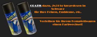 Plasti Dip 10l Blaze Blau Flüssiggummi Auto Folie Felgen  Gummi zum