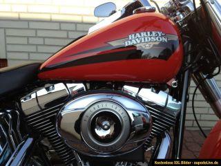 Harley Fat Boy Modell 2010 1.Hand neuwertiger Zustand nur 956 km