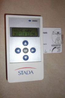 ZEMO HML 866 mobile Handy Krankenverscherung Kartenleser,100%OK,in