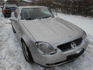 Mercedes Benz SLK 200 Cabrio Roadstar Bastlerfahrzeug PKW Scheunenfund