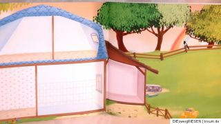 Depesche Top Model Create your Funny Farm Bauernhof Malbuch Sweet Home
