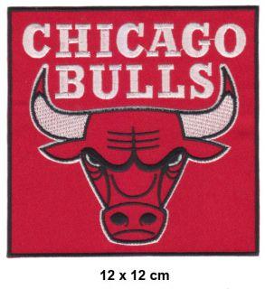 CHICAGO BULLS Aufnäher Patches USA Basketball NBA Sport
