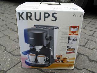 Espressomaschine Krups Vivo F 880 42 10   Lagerfund