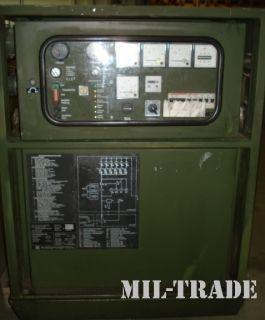 BW Stromerzeuger 860 Betriebsstunden Stromaggregat Hatz Diesel 18kw