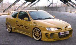 Renault Megane Frontstoßstange Stoßstange Frontschürze X TREME