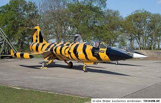 Revell 04668  Lockheed F 104 G belg. Starfighter Tiger Meet Kit 1