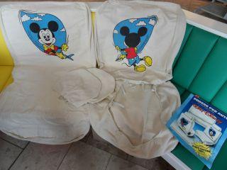 Walt Disney Micky Maus Schonbezüge Sitzbezüge einmalig schön