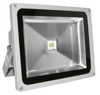 LED Fluter Auenstrahler Scheinwerfer 10W 30W 50W 100W Flutlicht