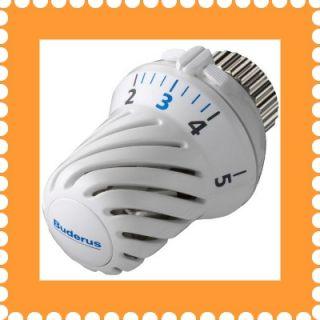 Buderus Heizung Heizkoerper Thermostatkopf BH Thermostat
