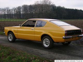 Ford Knudsen Taunus GT Coupe , Tüv + H Abnahme neu , 1971 er , Top